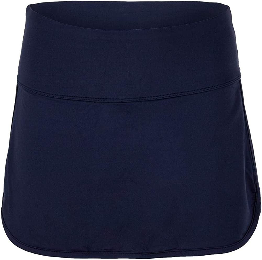 Fila Essentials Tie Break Skirt - Navy