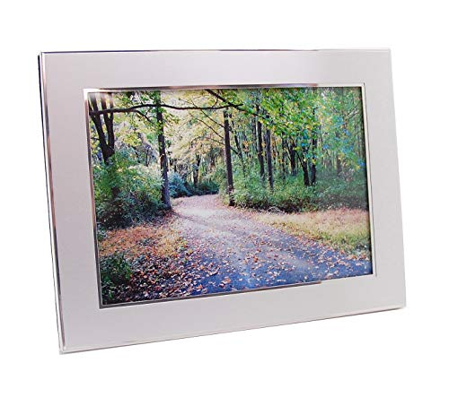 Newfavors Get It Engraved See This Personalized 5x7 Photo Frame with - Free Custom Text Engraving