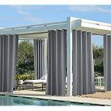 Outdoor decor Coastal Outdoor 96 Panel, Grey