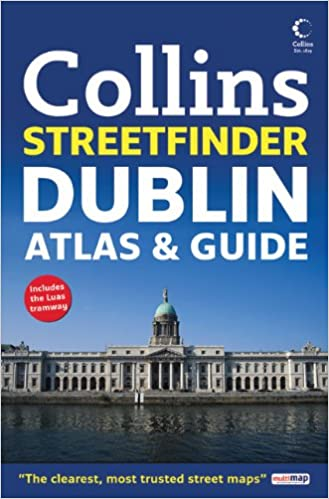 Book Dublin Streetfinder Atlas And Guide (Collins Greater Dublin Streetfinder Atlas)