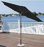 LB International 93183 Outdoor Patio Market Umbrella