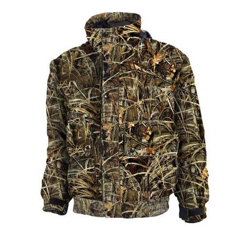7ca50df773f7e Russell Outdoors Men's Drystalker 4-in-1 Jacket, Realtree Max-4,