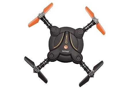 Denver DCH-200 4rotores 0.3MP 640 x 480Pixeles 300mAh Negro dron ...