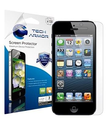 Tech Armor Apple iPhone 6/6S Screen Protectors