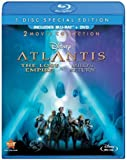 Atlantis: The Lost Empire / Atlantis: Milo's Return: Two-Movie Collection (Three Disc Blu-ray / DVD Combo) by Walt Disney Home Video by Kirk Wise Gary Trousdale