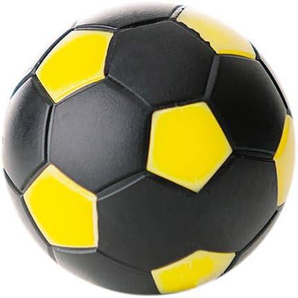 Robertson Bola futbolin Negra Amarilla 24gr 35mm 1 unid: Amazon.es ...