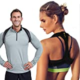 Back Posture Corrector for Women Men Kids, Back Brace,Clavicle Brace,Effective and Comfortable Posture Brace,The Elastic Design of The Back are More Comfortable and Convenient Than The Old Ones.