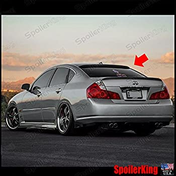 Amazon Infiniti M35 M45 2005 2010 Fuga Rear Window Roof Spoiler