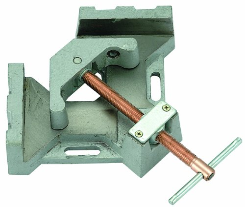Strong hand Tools WAC35D 2-Axis Fixture Vise with Quick Acting Screw with 3.75-Inch Miter Joint/2.45-Inch T-Clearance