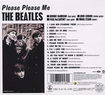 please please me: The Beatles: Amazon.es: Música