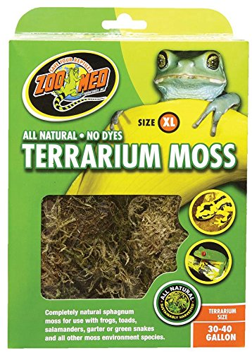 Zoo Med Terrarium Moss Gallons product image