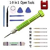 Eaglestar 10 in 1 Repair Tool Kit for iPhone 5 6