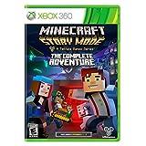 U&I Entertainment Minecraft Story Mode The Complete Adventure Xbox 360