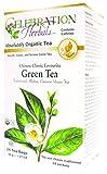 Celebration Herbals Green Tea Chinese Classic Organic