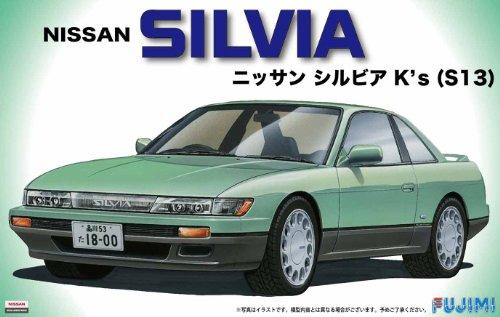 フジミ模型 1/24 インチアップシリーズNo.17 NISSAN S13 シルビア K`s `88の商品画像