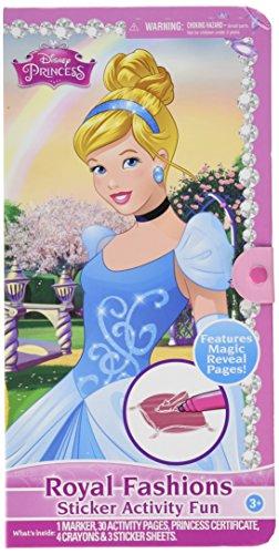 Tara Toys Cinderella Fashion Portfolio Playset (Doll Cinderella Paper)