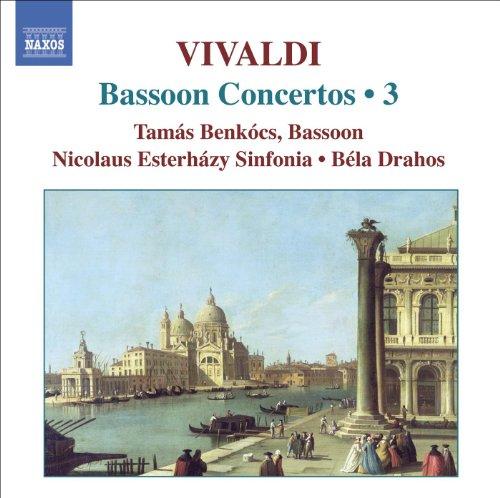 Vivaldi Bassoon Concerto - Vivaldi: Bassoon Concertos (Complete), Vol. 3