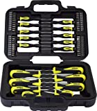 Rolson 28882 Screwdriver Set - 58 Pieces