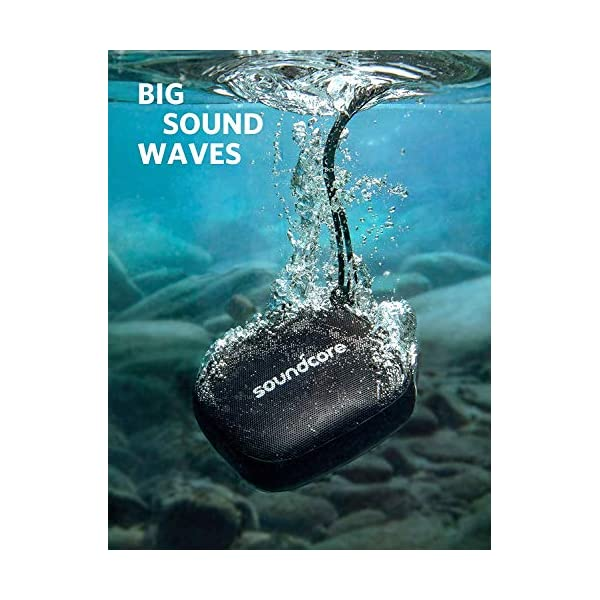 Anker Soundcore going Under Water IP67