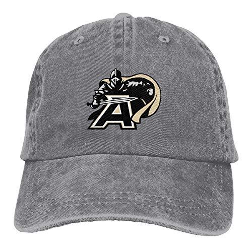 (FNEHG Army West Point Black Knights Teams Logo Unisex Adult Adjustable Denim Cowboy Hat Casquette)