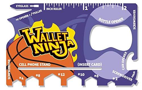 Billetera Ninja - Sports: (béisbol, baloncesto, fútbol) 18 ...