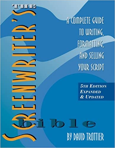 The Screenwriter's Bible: A Complete Guide to Writing, Formatting, and Selling Your Script price comparison at Flipkart, Amazon, Crossword, Uread, Bookadda, Landmark, Homeshop18