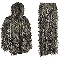 Youth Teens Kids 3D Leafy Ghillie Boys Camouflage Hunting...