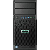 Hewlett Packard Enterprise ProLiant ML30 Gen9 3GHz E3-1220V5 350W Tower (4U) - Servidor (3 GHz, Intel Xeon E3 v5, E3-1220V5, Smart Cache, 8 MB, 8 GT/s)