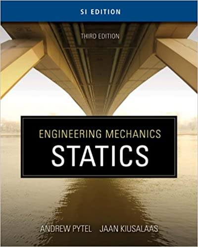 Engineering mechanics statics si version andrew pytel jaan engineering mechanics statics si version 3rd edition kindle edition fandeluxe Image collections