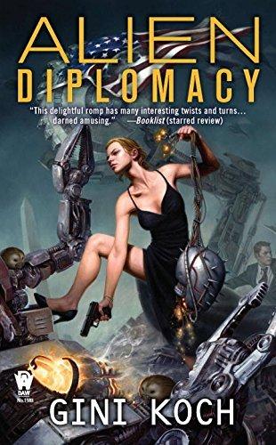 Alien Diplomacy: Alien Novels, Book Five by Gini Koch (2012-04-03)