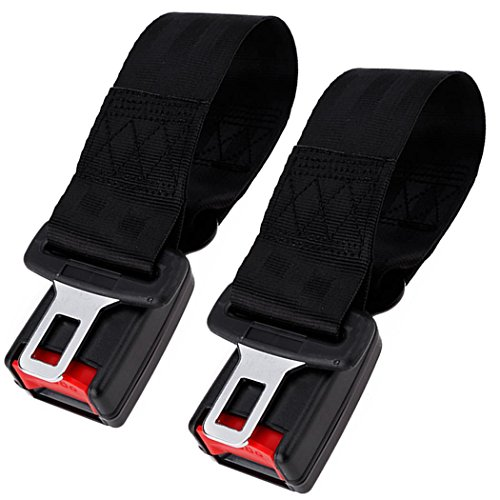 Universal Car Seat Belt Extender, Safety Car Seatbelt with Buckle (Cool Race Car Names)