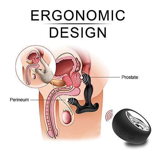 Cómo usar tapas para la estimulación de la próstata