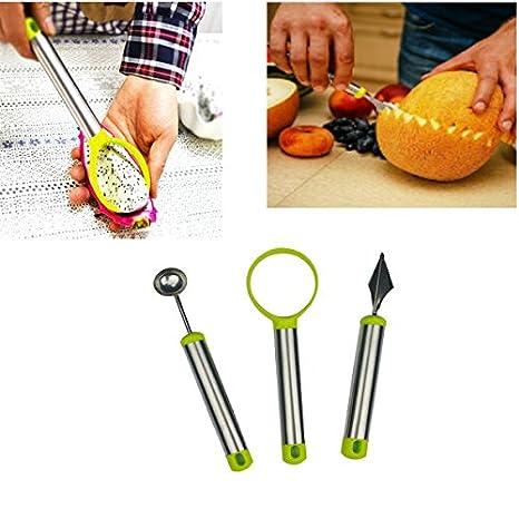 TKSTAR Cuchillo Fruta,Cuchillo Fruta Quttin,Cuchillo Fruta ...