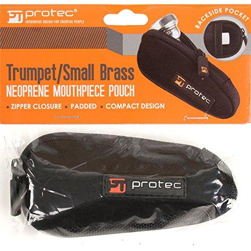 Buy trumpet mouthpiece case pouch