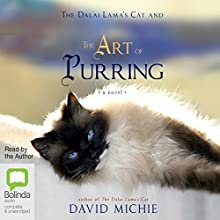 The Art of Purring Audiobook by David Michie Narrated by David Michie