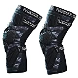 GI Sportz Race 2.0 Knee Pads Black