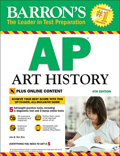 Pdf Teen Barron's AP Art History with Online Tests