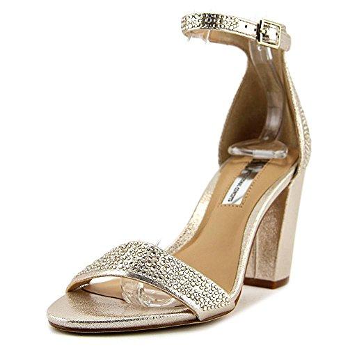 inc gold heels - 6