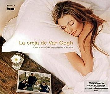Lo que te conte mientras te haciasla dormida CD la oreja de van gogh