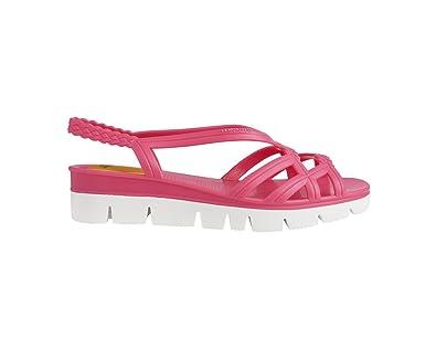 1b9c1a361fa6 Lemon Jelly - MIAKI 03 - Women s Fashion Jelly Sandals - Pink - UK  5.5