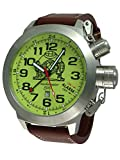 Tauchmeister watch Alarm GMT Date functions Swiss movement T0305