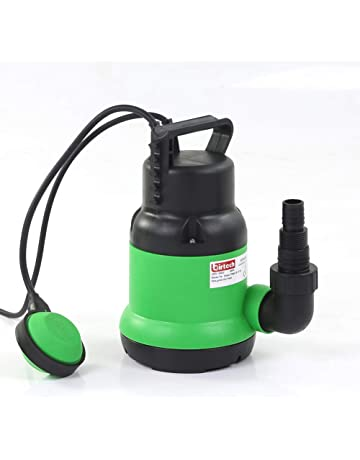 EXLECO Bilge Pump DC 12V 50W 4200L//H Mini Pump Submersible Immersible for Clear Dirty Swimming Pool Pond and Agricultural Irrigation Portable Water Removal Pump