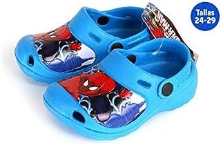 Buis été enfant Spiderman bleu–Taille E2–Taille E2 IDEALCASA KIDS