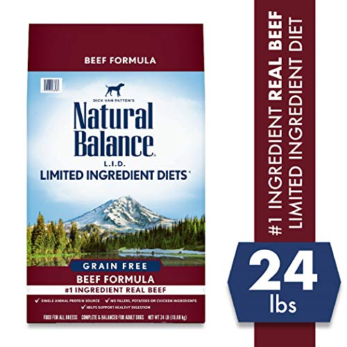 Natural Balance Beef Treats - 6