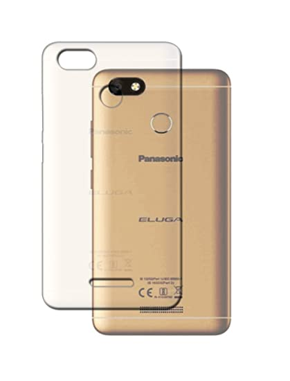 hot sale online d7e13 41b7a PEGANORM Back Cover For Panasonic Eluga A4: Amazon.in: Electronics