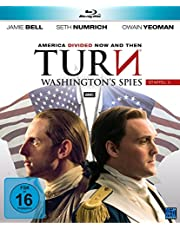 Turn - Washington's Spies - Staffel 3 [Blu-ray]