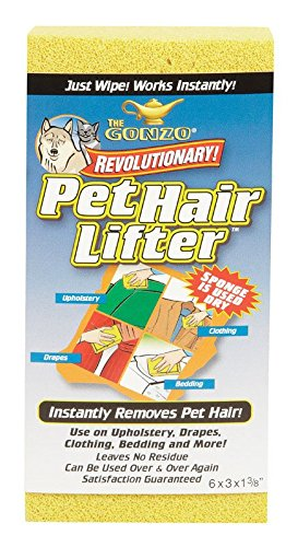 Gonzo Pet Hair Lifter Sponge - 2 Pack