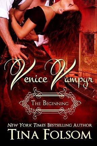 book cover of Venice Vampyr: The Beginning Vol 1 - 3