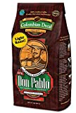 2LB Cafe Don Pablo Light Roast Decaf Swiss Water Process Colombian Gourmet Coffee Decaffeinated – Light Roast – Whole Bean Coffee – 2 Pound (2 lb) Bag