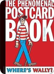 Where's Wally? The Phenomenal Postcard Book